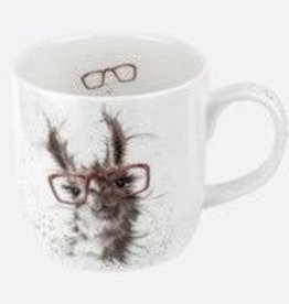 Royal Worcester Wrendale Mug: No Probllama
