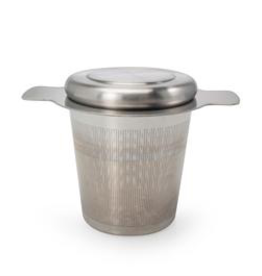 Ch'a Tea Ch'a Infuser With Lid, SS
