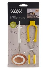 Joseph Joseph O-Tongs Egg Boiling Tongs, Set/2
