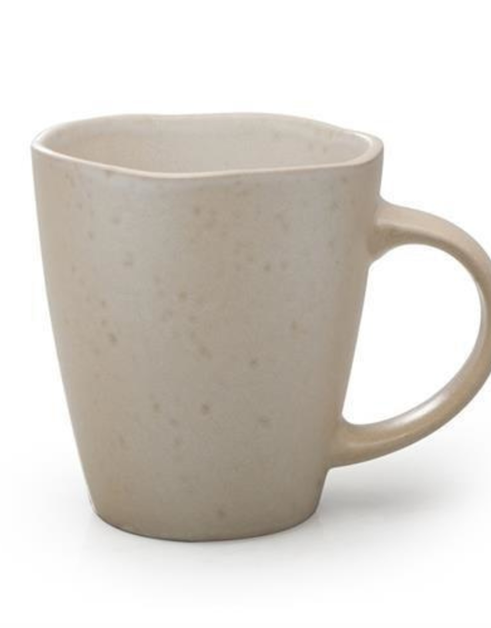 Bia Organic Mug, 12oz White