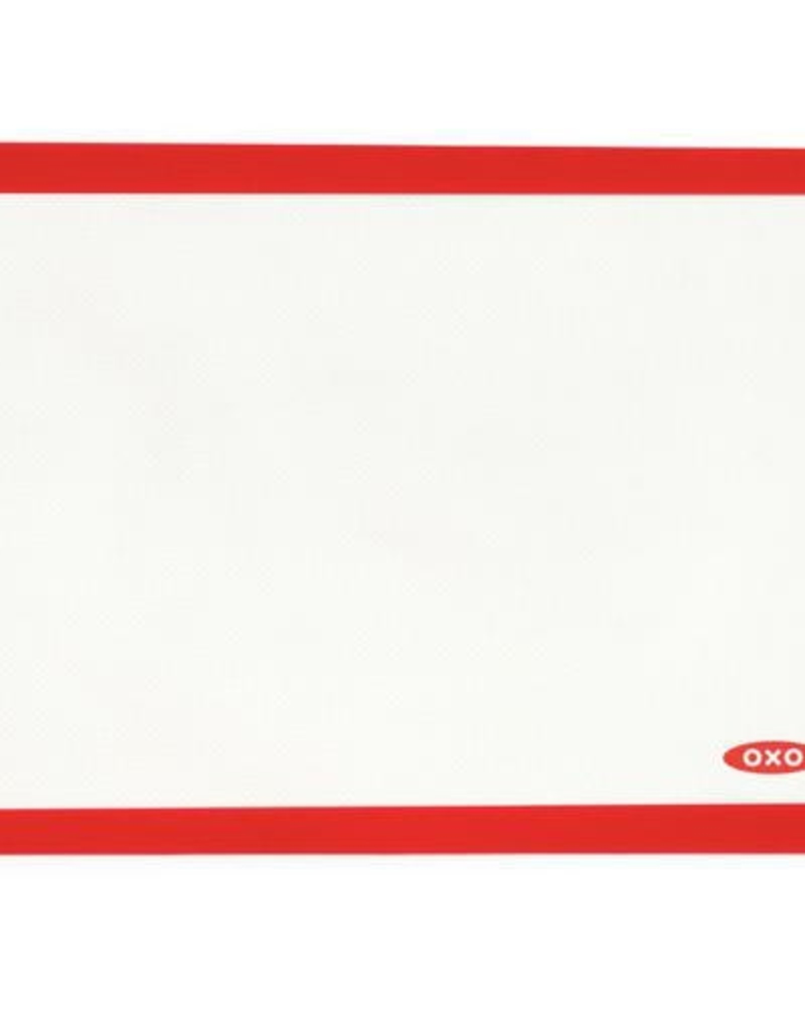 """OXO OXO Silicone Baking Mat, Red Trim 11.75x16.5"""""""