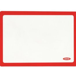 OXO OXO Silicone Baking Mat, Red Trim 11.75x16.5""