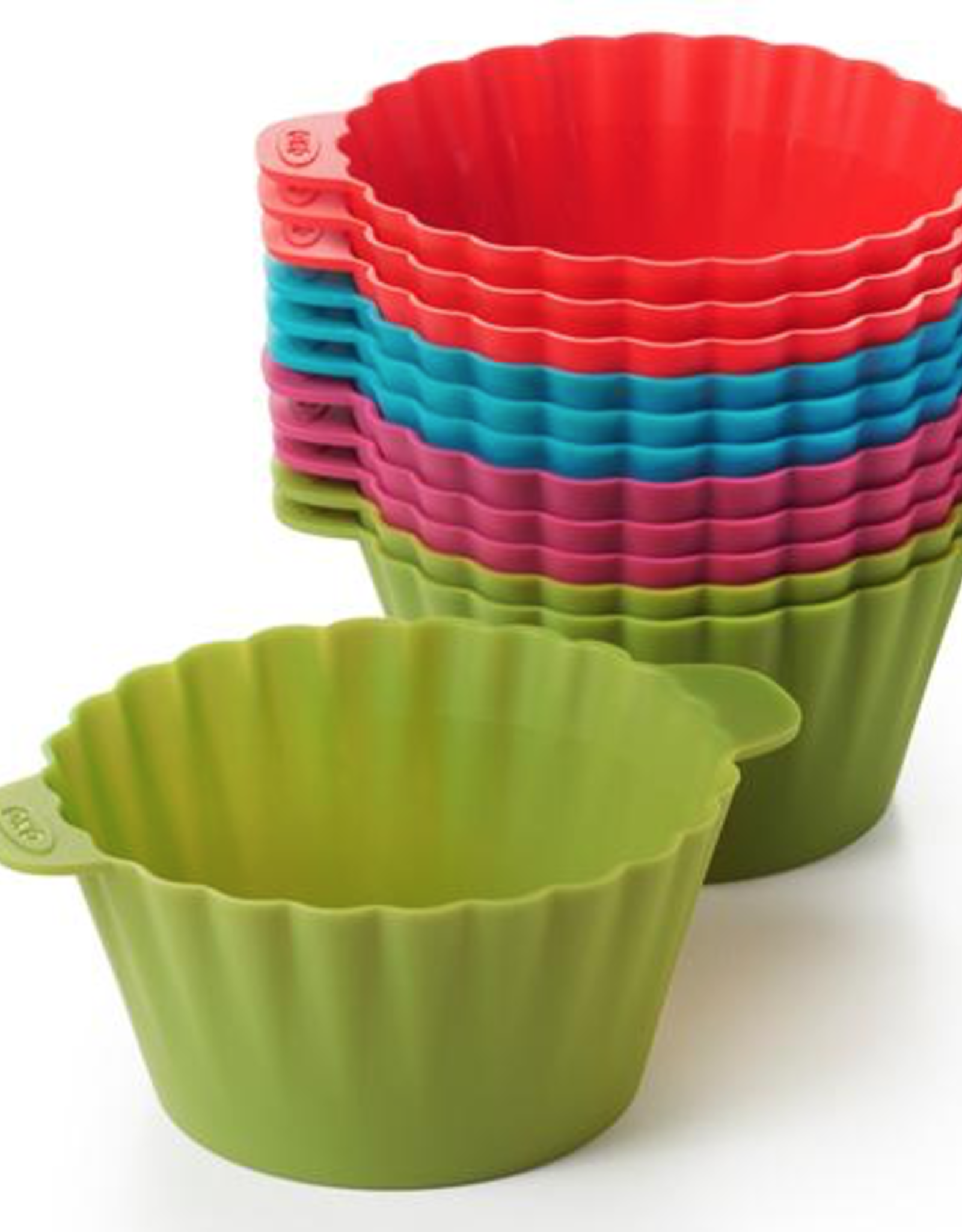 OXO OXO Silicone Baking Cups, Asst'd Set/12