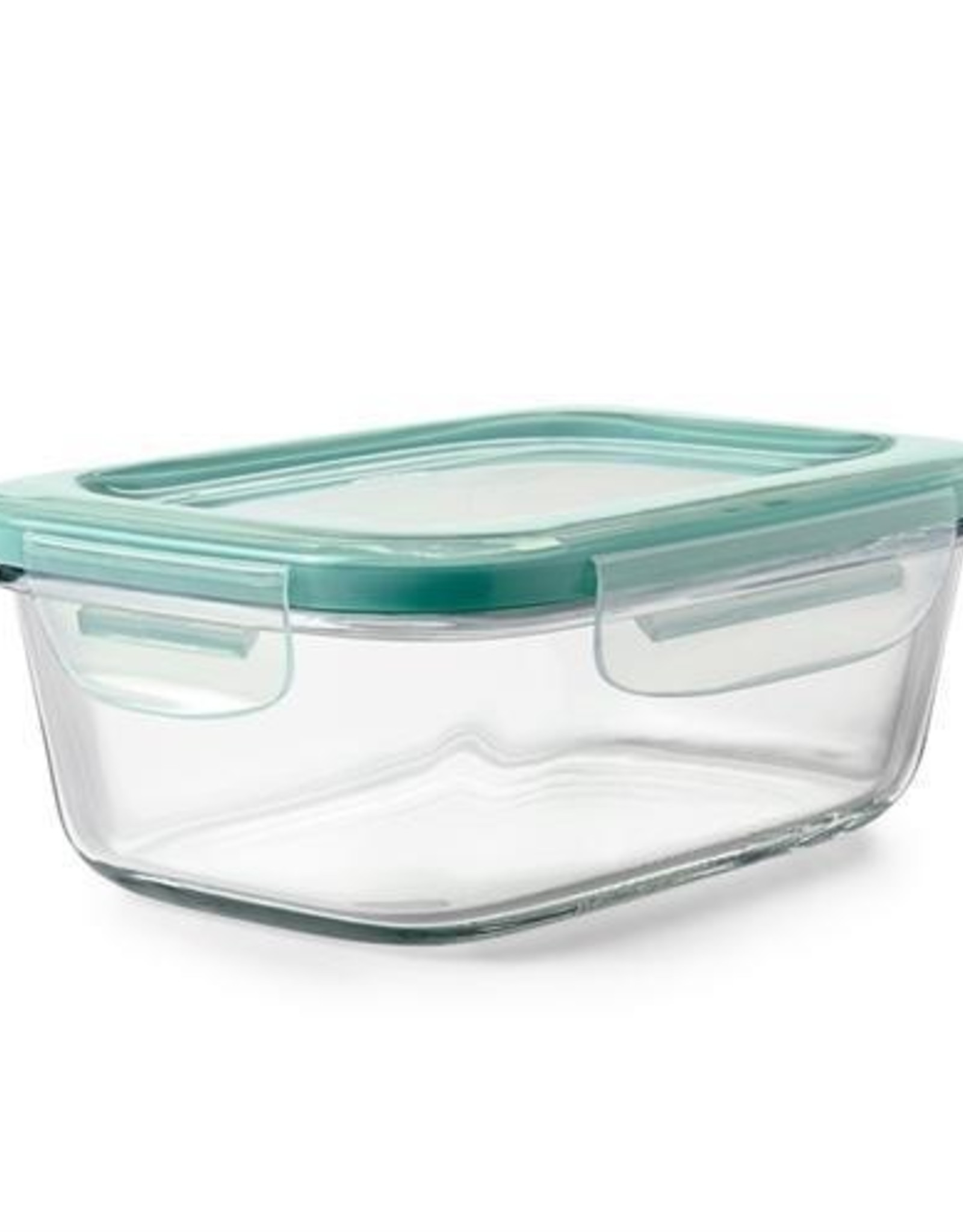 OXO SmartSeal Glass Rectangular Container w/Lid, 3.5cup
