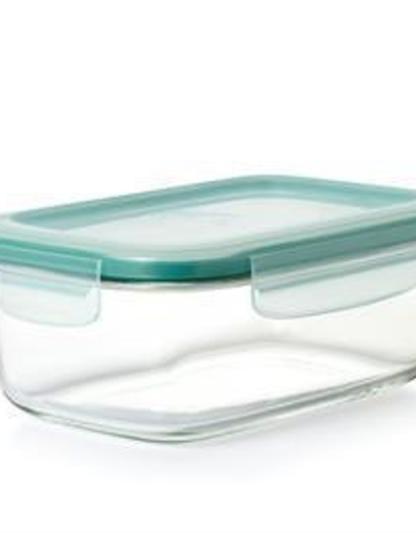 OXO SmartSeal Glass Rectangular Container w/Lid, 1.6cup