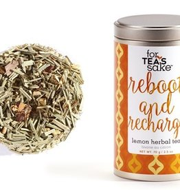Giftcraft Reboot and Recharge - Herbal Tea, 70g