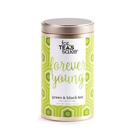 Giftcraft Forever Young - Green/Black Tea, 120g