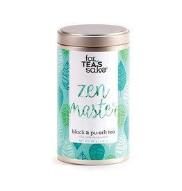 Giftcraft Zen Master - Black/Pu-erh Tea, 80g