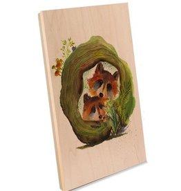 Oladesign 8x8 wood Cubby hole