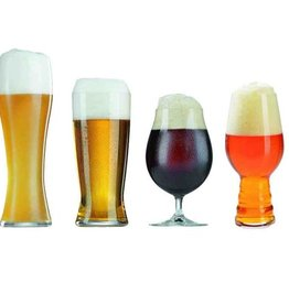 Spiegelau Beer Tasting Kit S/4