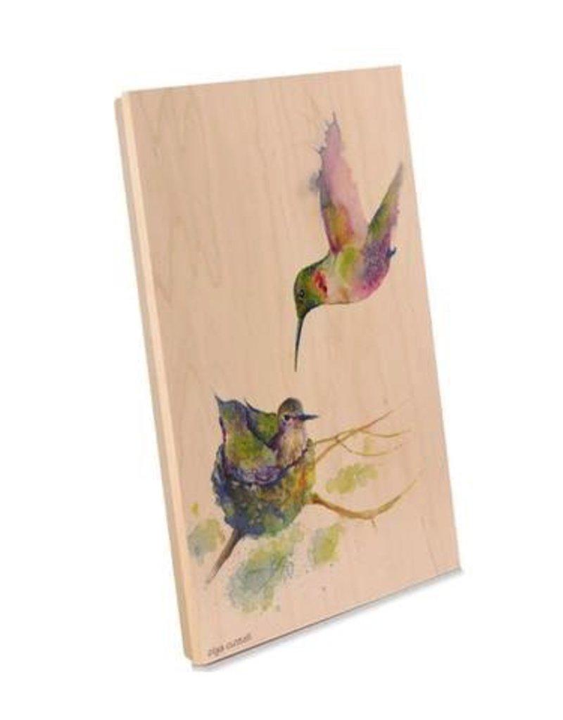 Oladesign 8x10 wood humming