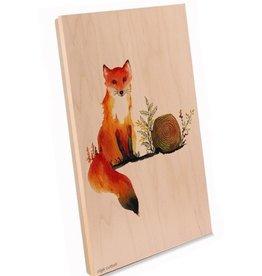 Oladesign 8x8 Wood Indie