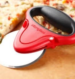Microplane Microplane Pizza Cutter, Red