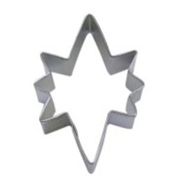 R & M International 3.5in Cookie Cutter, BETHLEHEM STAR
