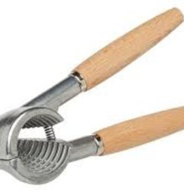 Port-Style Aluminum/Wood Nutcracker
