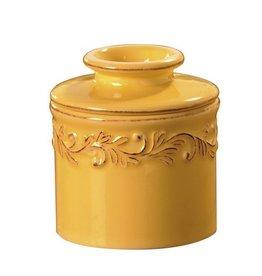 """Butter Bell Butter Bell, Antique Goldenrod, 1/2 Cup 4.25""""Hx3.75""""W"""