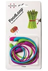 Fusionbrands FoodLoop, Set/4, Asst Colours