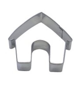 R & M International 3.5in Cookie Cutter, DOG HOUSE