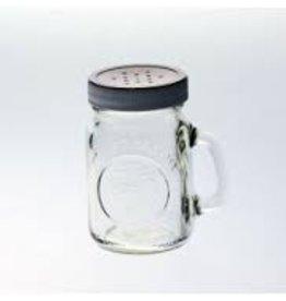 Port-Style Mini Mason Spice Jar Shakers 4oz, CDU/12