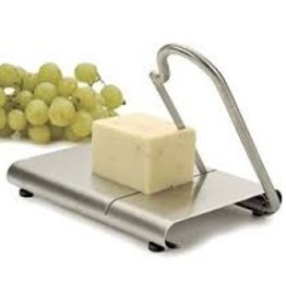 RSVP RSVP S/S Cheese Slicer w/Solid Blade
