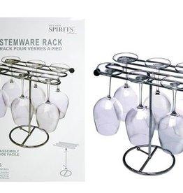 Inter-Continental Mercantile Stem Glass Dryer Rack