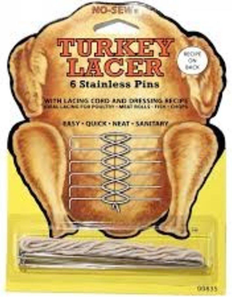 David Shaw Tableware Original Turkey Lacers