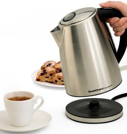 Chef's Choice M681 Stainless Steel Cordless Electric Kettle, 1.7L