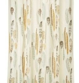 Danica Studio Shower Curtain, Quill