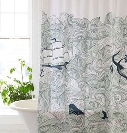 Danica Studio Shower Curtain, Odyssey