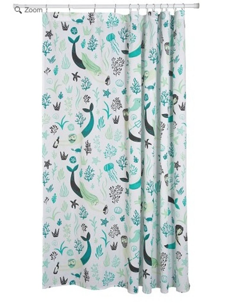 Danica Studio Shower Curtain Sea Spell
