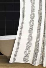 Danica Studio Shower Curtain, Entwine