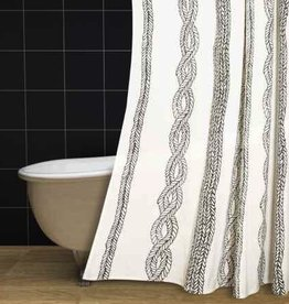 Danica Studio Shower Curtain, Entwine