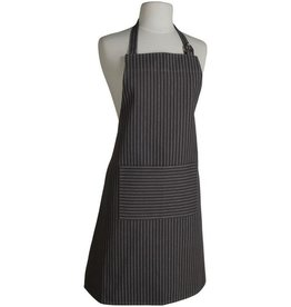 Now Designs Apron Mighty, Pinstripe Granite