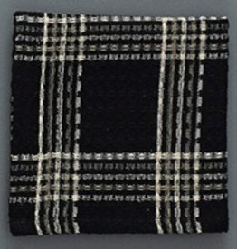 Park Designs/Split P Black Coffee Dishcloth