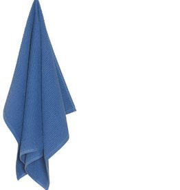 Now Designs Ripple Dishtowel, Royal