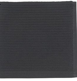 Now Designs S/2 Ripple Dishcloths, Black