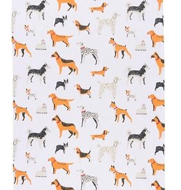 Now Designs Dishtowel, Dog Days