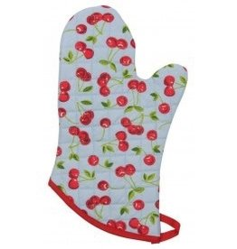 Now Designs Oven Mitt, Cherries