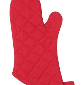 Now Designs Oven Mitt, Red