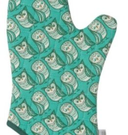 Now Designs Oven Mitt, Basic Hootenanny