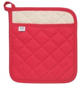 Now Designs Superior Potholder, Red
