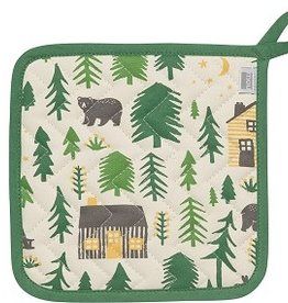 Now Designs Potholder, Wild & Free