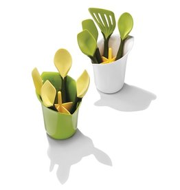 Kitchen Innovations Calla Lily Utensil Pot