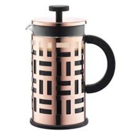 Bodum Eileen Coffee Maker, 8 cup, 1.0 l, 34 oz, Copper