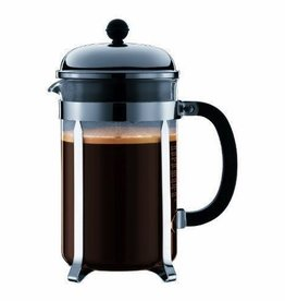 Bodum Chambord Coffee Maker, 12 cup, 1.5 L, 51 oz, Shiny
