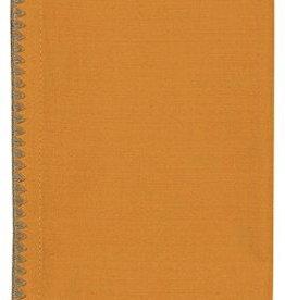 Stitch & Shuttle Saanvi Cadmium Yellow Napkins, Set/4