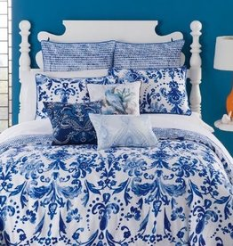Intermark Beatrice Duvet Cover Set - Queen