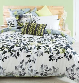 Intermark Willow Duvet Cover Set - Queen