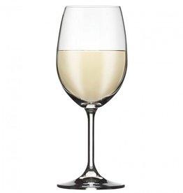 David Shaw Tableware Lara Wine Glasses, 350mL 12.5oz, Set/4