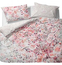 Intermark Coral Pixel Duvet Cover Set - King